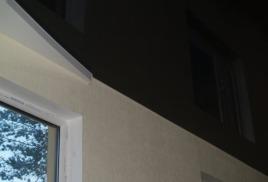 Потолки глянцевые